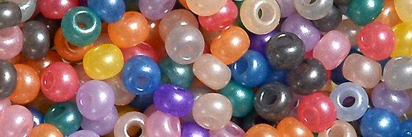 Бисер Alabaster - Terra Pearl