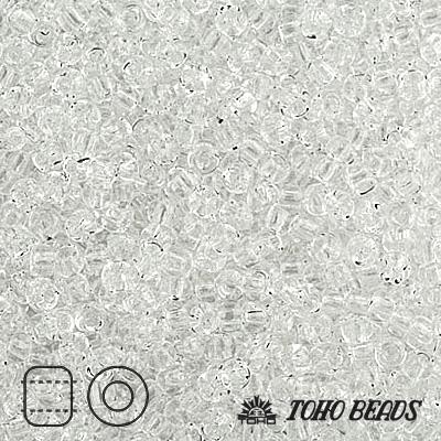 № 001 - Бисер Toho TR-11-1
