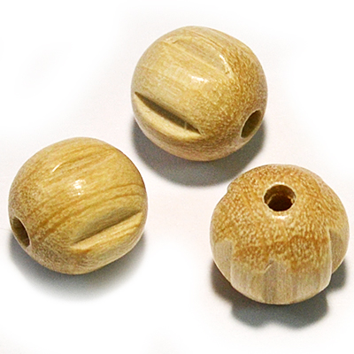 Бусины деревянные 3