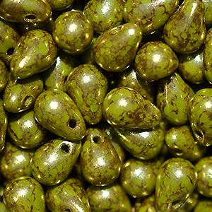 Бусины Drop beads  53420-15496  №48
