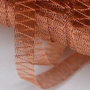 Ювелирная сетка Metal ribbon MR06COP