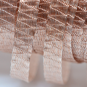 Ювелирная сетка Metal ribbon MR06RGO