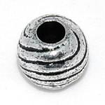 Бусины металлизированные 0026