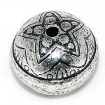 Бусины металлизированные 0213