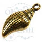 Подвеска металлизированная 2261 gold