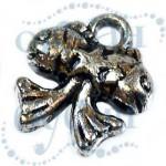 Подвеска металлизированная 4160 silver