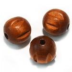 Бусины деревянные 4