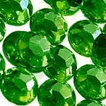 Стразы клеевые Smaragd