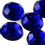 Стразы клеевые Dark Sapphire