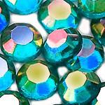 Стразы клеевые Emerald AB
