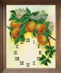 Часы с лимонами