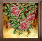 Вьющиеся розы