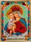Набор Пр. Дева Мария с младенцем