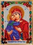 Набор - Владимирская икона Божией Матери