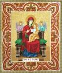 "Набор - Икона Божией Матери ""Всецарица"" К-208"