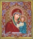 Набор - Казанская икона Божией Матери К-209