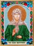 Набор - Св. Матрона Московская К-04