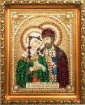 Набор - Св. Петр и Феврония К-109