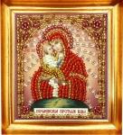 """Набор - Икона Божией Матери """"Почаевская"""""""