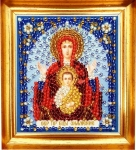 """Набор - Икона Божией Матери """"Знамение"""""""