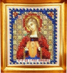 """Набор - Икона Божией Матери """"Помощница в родах"""""""