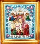 """Набор - Икона Божьей Матери """"Достойно есть"""" (Милующая)"""