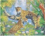 Леопарды на отдыхе