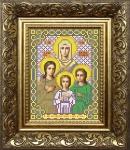 Муцы. Вера, Надежда, Любовь и мать их Софья