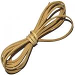 Кожаный шнур 02