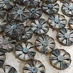№ 03 - Бусины Sun Flower - 00030-86800-54323
