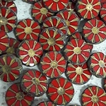 № 12 - Бусины Sun Flower - 93200-86800-5430