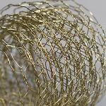 Сетка металлическая бронза