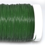 Проволока цветная зелёная, 100г
