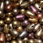 Бусины Drop beads  00030-01620  №23