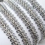Тесьма 1014 серебро