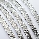Тесьма 903 серебро