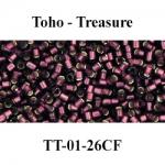 № 015 Toho-Treasure TT-01-26CF