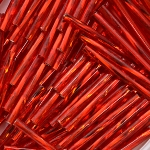 Стеклярус длинный 90050L-tw