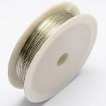 Проволока цветная серебро, 0,3 мм