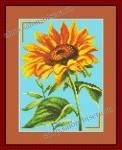П-028 - Солнечный цветок